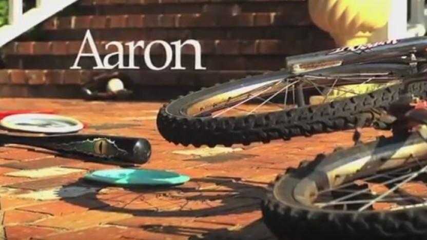 Kortfilm - Aaron