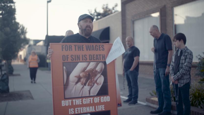 Abort i Jesusland: 'Vi tillader, at uskyldige børn slagtes'