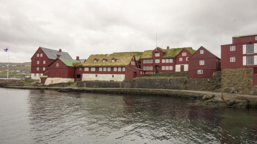 Hold fingrene fra Færøerne