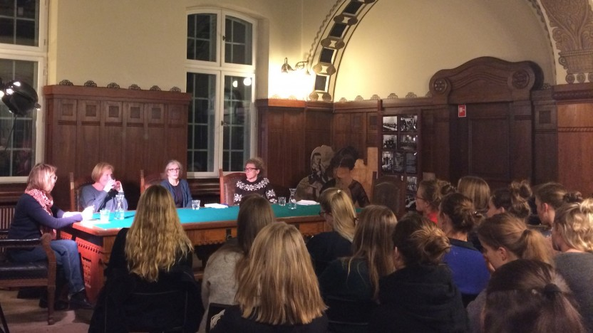 Debat om abort på Kvindemuseet i Aarhus