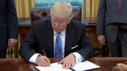 Trump fjerner amerikansk støtte til abort i udlandet