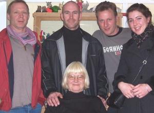 Elizabeth og alle hendes boern