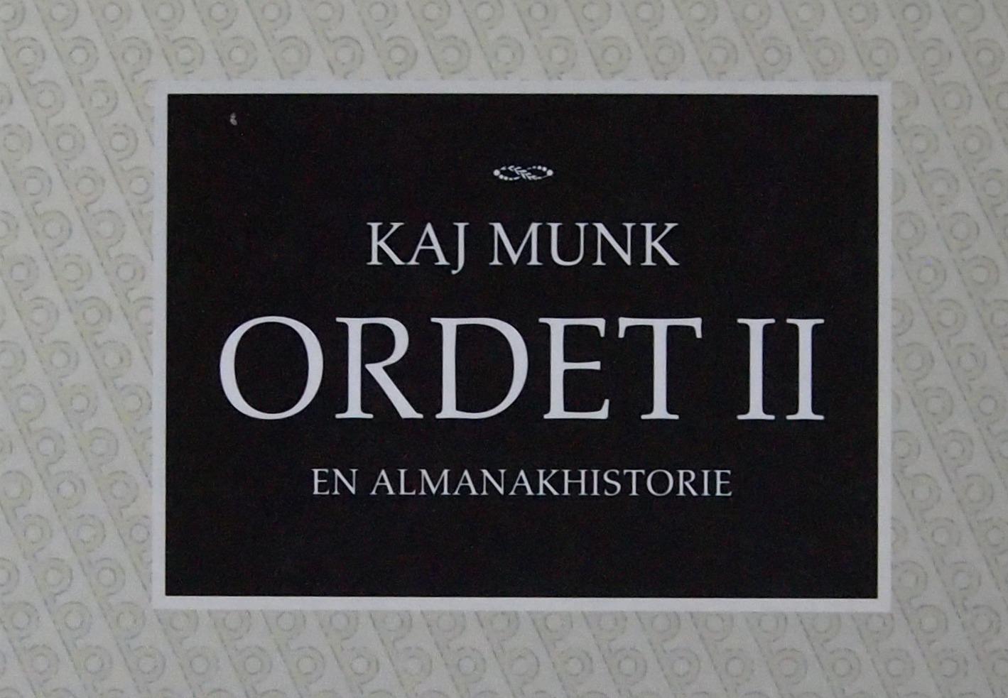 Orden II