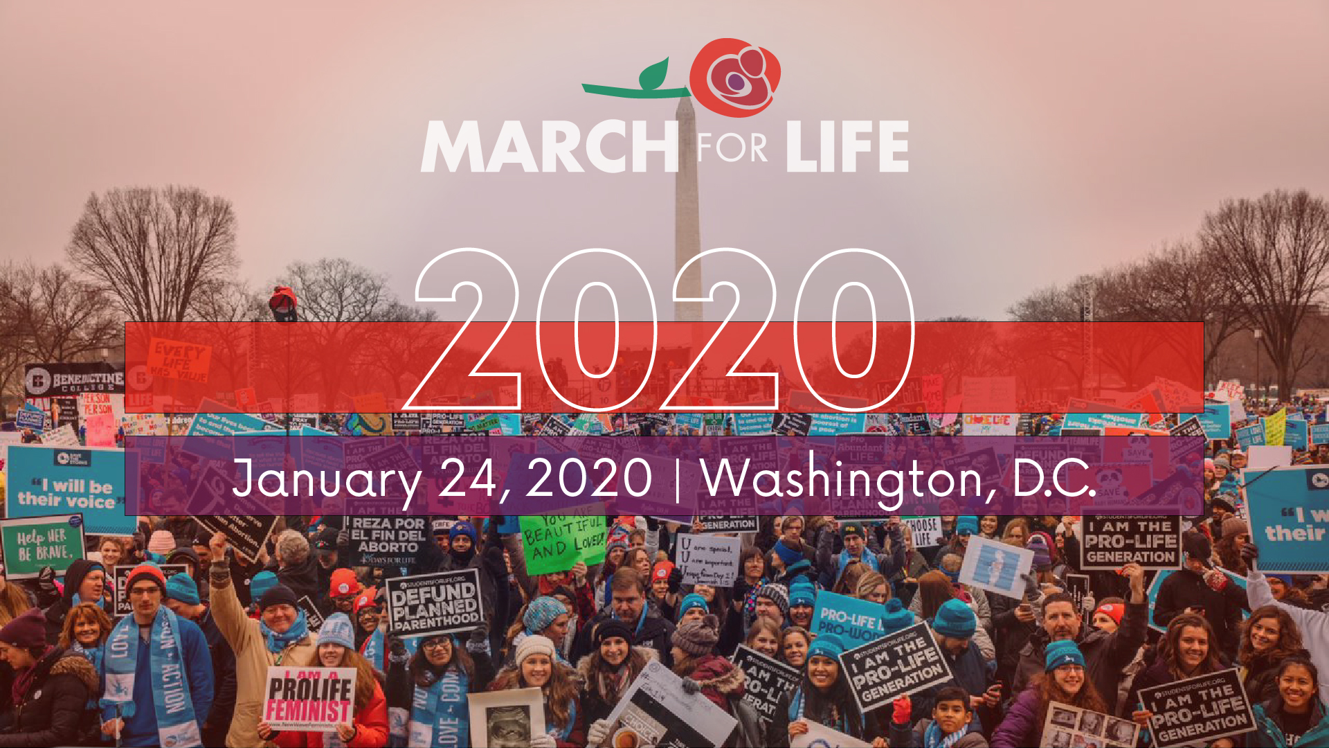 March for lie 2020