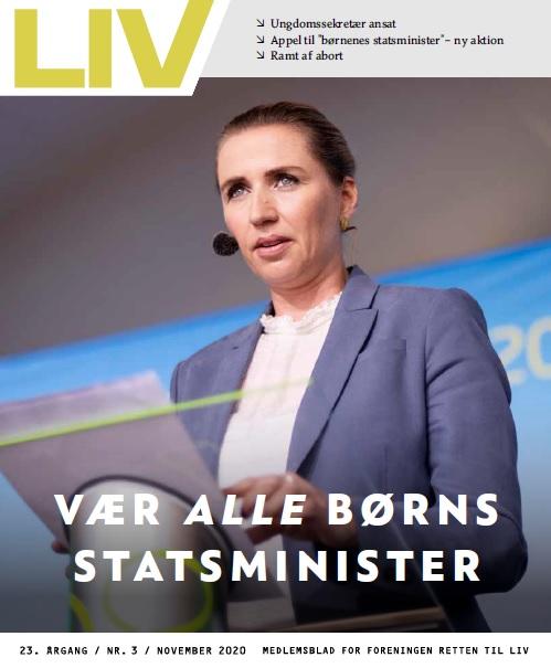 Medlemsbladet LIV