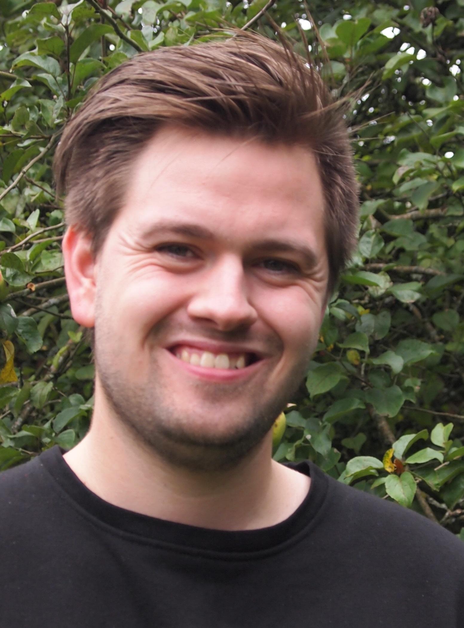 Jonathan Vigilius Ungdomssekretær for Retten til Liv