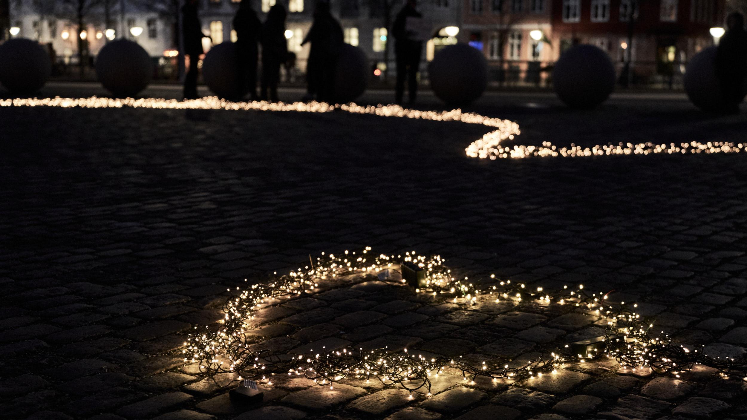 Procession til Christiansborg Retten til Liv