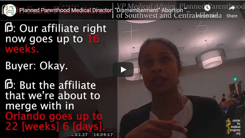 Planned Parenthood distribution af fosterdele