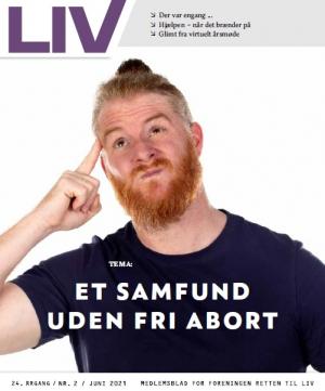 Medlemsbladet LIV maj 2021